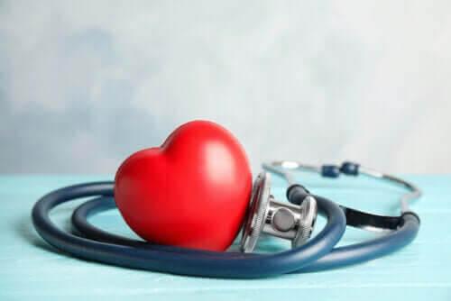 6 typer av hjärtsjukdomar och de symptom de orsakar