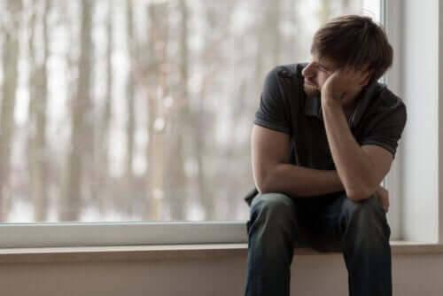 Existentiell depression: när livet förlorar sin mening