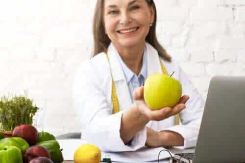 De mest hälsosamma livsmedlen för äldre människor
