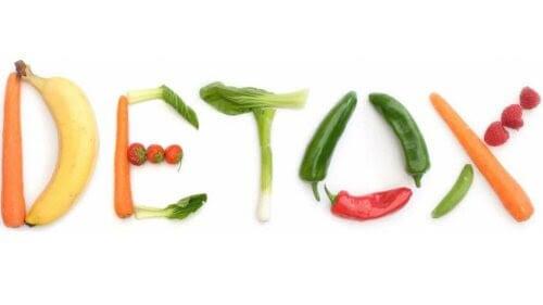 gifter och hur de fungerar: DETOX med frukt och grönt