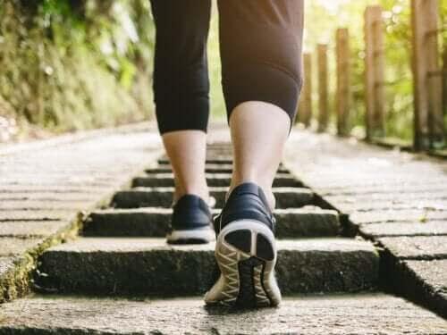 Är det bra med promenader efter maten?