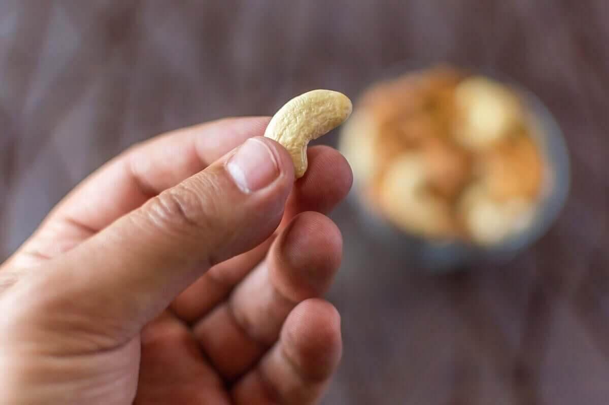 cashewnötter