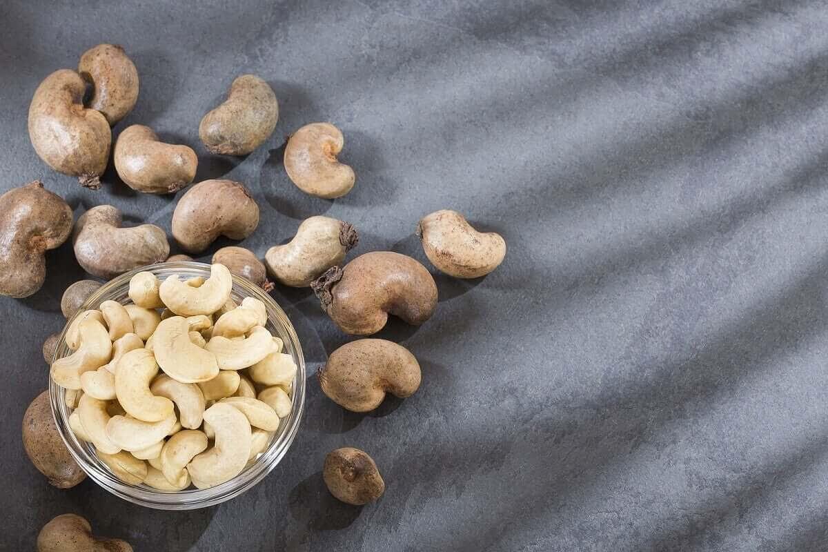 gör eget hemlagat cashewnötssmör