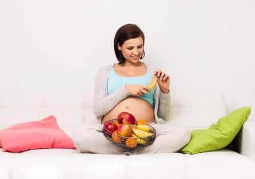 Risker med en kost rik på socker under graviditeten