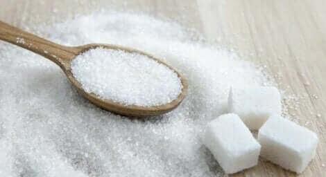 kost rik på socker