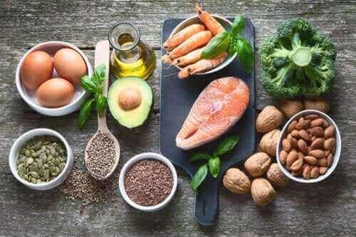 Kost vid hypertyreos: vad bör din kost innehålla?