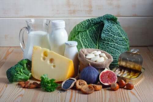 Brist på kalcium: vilka konsekvenser har det?