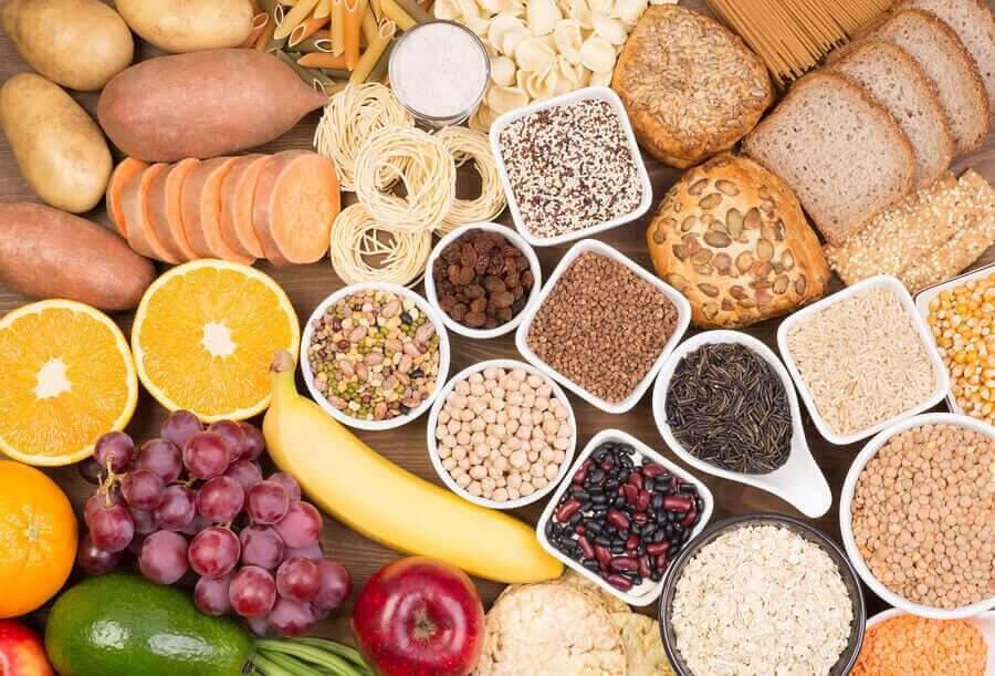 kolhydrater viktiga i din kost