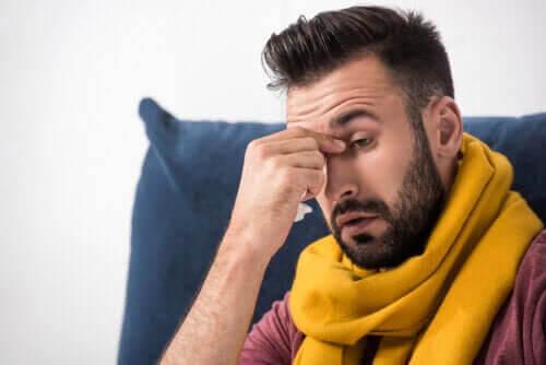 Hypertrofi i näsmusslorna: orsaker och symptom