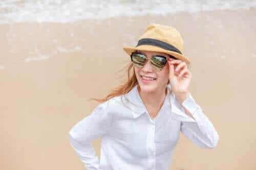 Råd för att skydda ögonen under sommaren