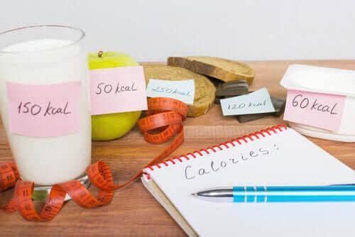 Kan kalorier bli fett i kroppen?