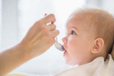 Probiotika till spädbarn - är det hälsosamt?