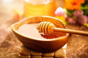 Det glykemiska indexet för honung och diabetes