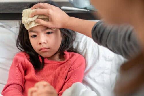 Behandla feber: rekommendationer och tips