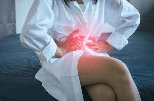 Behandla menorragi: riklig menstruation