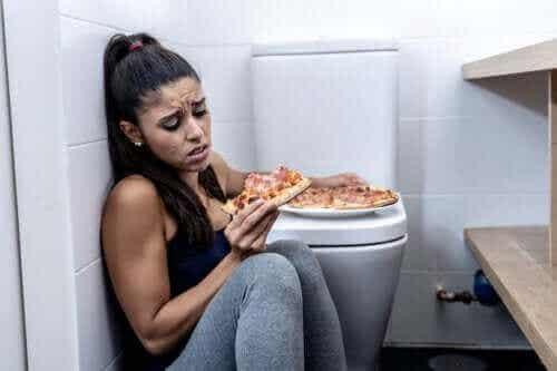 Olika typer av bulimi