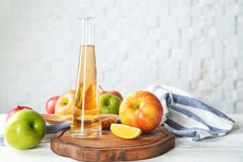 6 biverkningar av överdriven användning av äppelcidervinäger