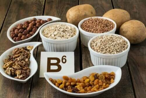b6 vitaminer