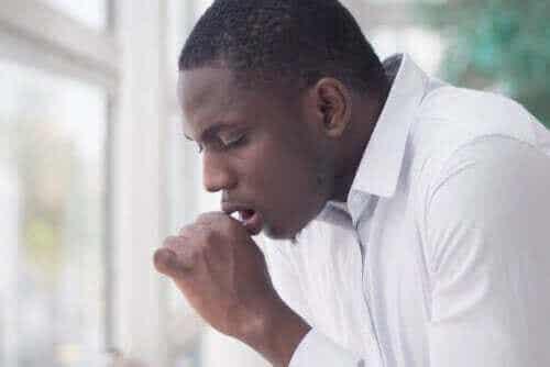 Vad betyder hosta med grönt slem?