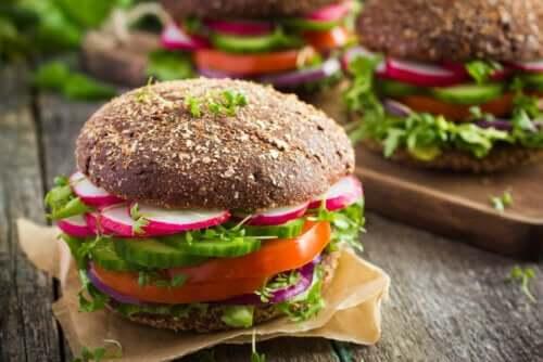 vegan, vegetarian eller flexitarian: burgare