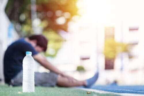Bra dynamiska stretchövningar före löprundan
