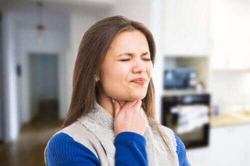 Inflammation i gomspenen - varför uppstår det?
