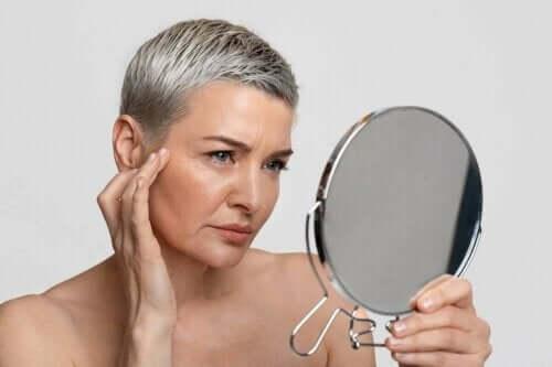 Karotener kan fördröja åldrandeprocessen.