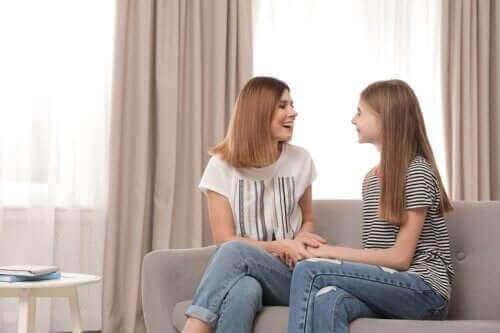 Främja hälsosamma vanor hos din tonåring