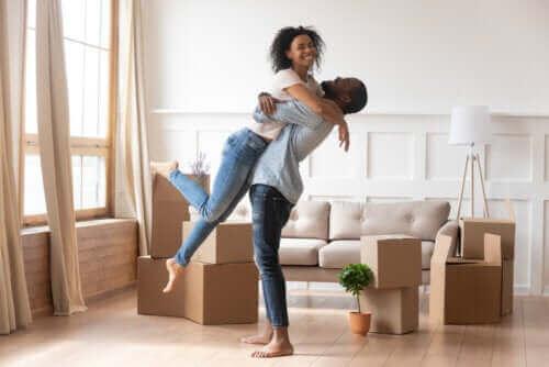 Åtta sätt att bli kär i sin partner igen