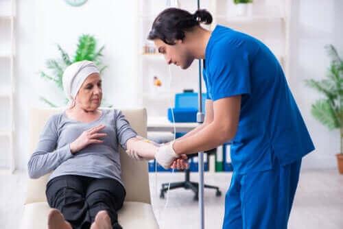 Malignt karcinoidsyndrom: orsaker, symptom och behandling