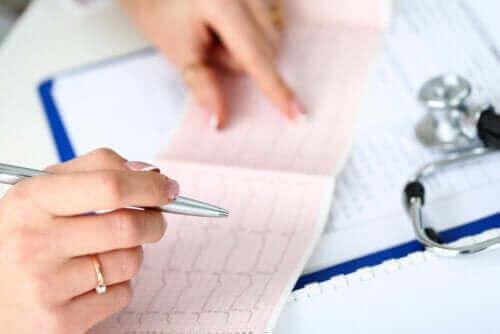 Symptom på skänkelblock och hur man behandlar det