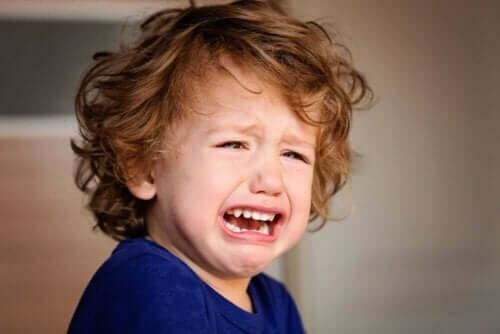 Raseriutbrott hos barn