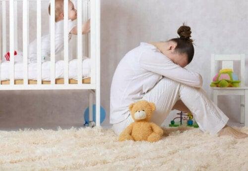 Förlossningsdepression: Tecken och behandling
