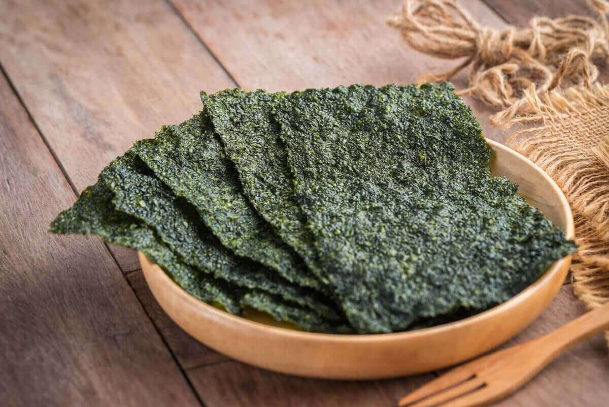 sjögräs