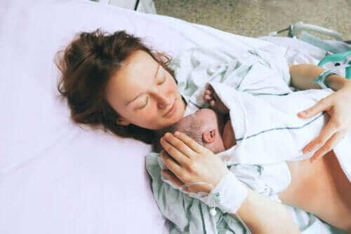 Puerperalsepsis (barnsängsfeber) - En risk efter förlossningen