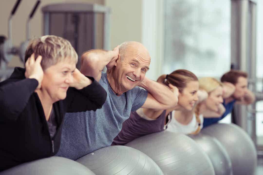 Många väljer att tillbringa sin ålderdom med på ett aktivt sätt