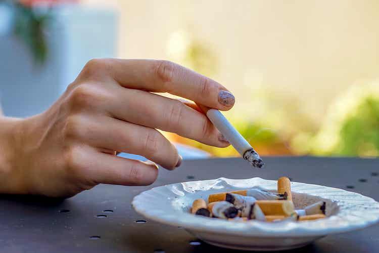 Folk vet ofta inte att mentolcigaretter kan vara mer skadliga än vanliga cigaretter