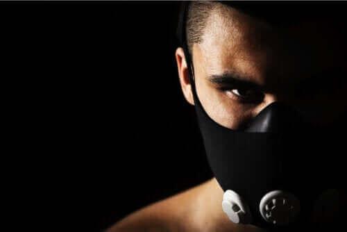 Allt du behöver veta om ansiktsmasker för höjdträning