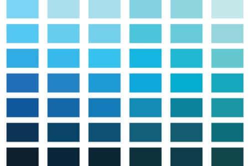 Vad betyder blå färg inom psykologin?