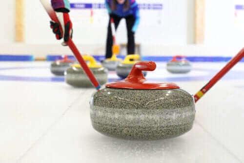 Allt om curling, en gemytlig vintersport