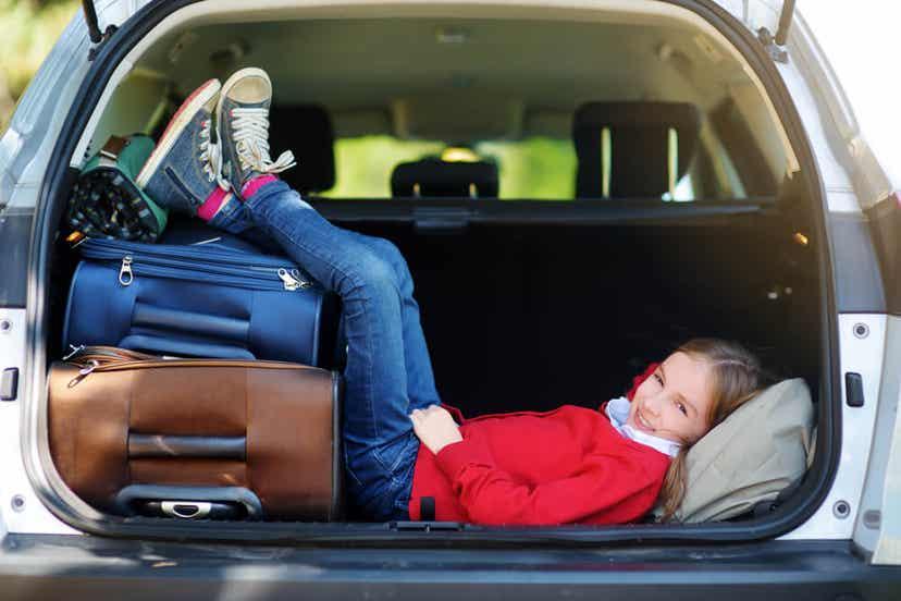 Vid långa bilresor är det viktigt att man gör regelbundna raststopp