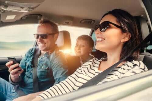 Tips och råd för långa bilresor