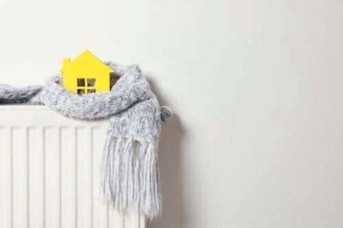 Hur du sparar pengar på din värmeräkning