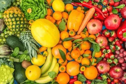Ät fem frukter och grönsaker om dagen och lev längre