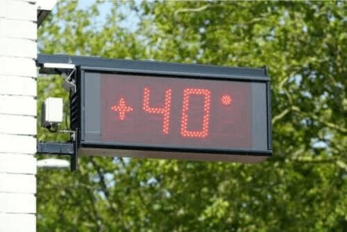 Hur extrema temperaturer påverkar människokroppen
